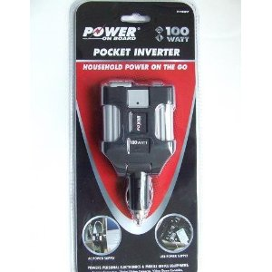 New 100 Watt Power Inverter USB & AC Power Supply In One Unit