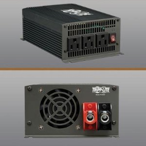 Tripp Lite PV-700HF Portable and Compact 12-Volt 700-Watt DC to AC Power Inverter