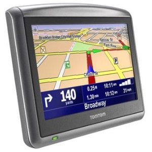 TomTom ONE XL-S 4.3-Inch Widescreen Bluetooth Portable GPS Navigator with Text-to-Speech (Factory Refurbished)