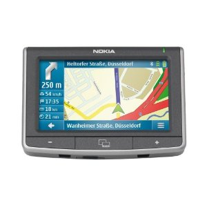 Nokia 500 4.3'' Portable GPS Navigator with Bluetooth