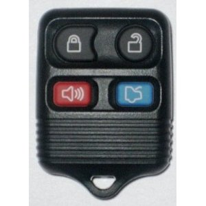 2003 Keyless Entry Remote Fob Clicker for Ford T-bird With Free Do-It-Yourself Programming