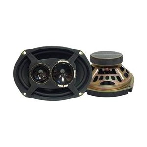 Pyramid 693SX 6-Inch x 9-Inch 300 Watts ThreeWay Speakers