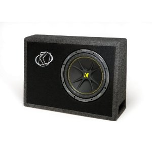 Kicker Comp 07TC104 C12 Vent Truck Box 4-Ohm Subwoofer