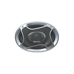 Pioneer Premier TS A932P - Car speaker - 40 Watt - 3-way - coaxial - 6