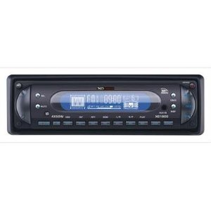 XO Vision XO1900 In-Dash DVD Receiver with AM/FM Radio and AUX Input