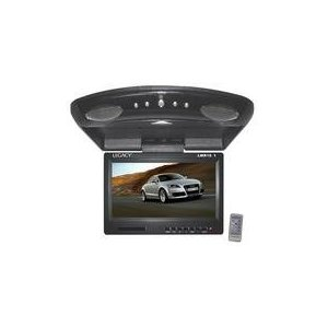 Legacy LMR10.1 High Resolution TFT Roof Mount Monitor w/ IR Transmitter and W...