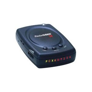RadarHawk SE Compact Wireless Radar Laser Detector