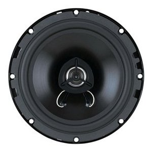 BOSS SE652 6-1/2-Inch 2-Way Black Poly Injection Cone Speaker