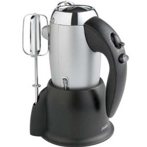 Sunbeam 3156 Heritage 6-Speed Hand Mixer