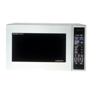 Sharp 1-1/2-Cubic-Foot 900-Watt Convection Microwaves