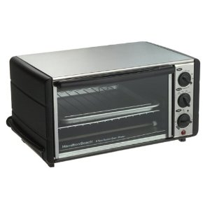 Hamilton Beach Meal Maker 6-Slice Toaster Oven/Broiler
