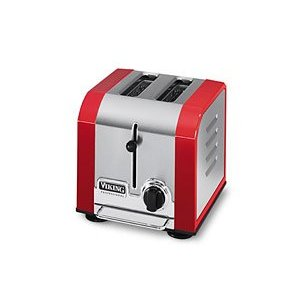 Viking VT200BR Professional Bright Red Toaster 2-slice