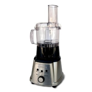 Factory Reconditioned Cuisinart CB-600FPPCFR SmartPower Duet Blender/Food Processor, Stainless Steel