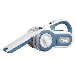 Black & Decker PHV1800CB 18-Volt Pivoting-Nose Cordless Energy-Star Handheld Vacuum Cleaner