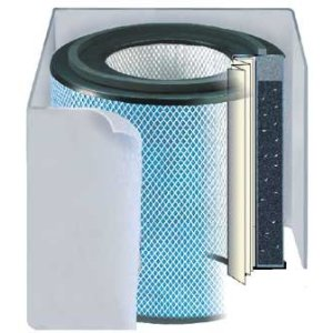Austin Air Healthmate Jr Replacement Filter w/ Prefilter (Light-colored)