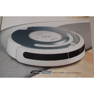 IRobot Roomba 540 Vacuum Cleaning Robot (5th Generation)