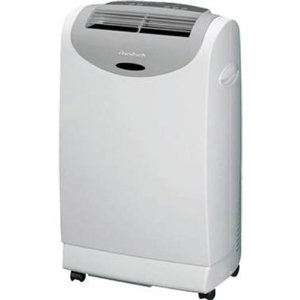 Friedrich ZoneAire : P12B 11,500 BTU Portable Air Conditioner, 235 CFM, 3 Fan Speeds
