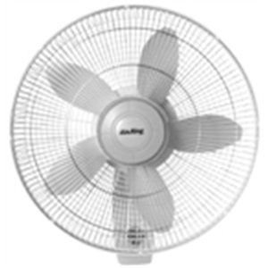 Air King 9018 Wall Mounted Fan In White with Chemical Resistant Polypropylene Blades