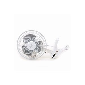 Jensen Super Quiet Clip-On Fan, 6