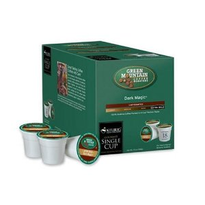 Keurig 15509 K-Cup Mini-Brewers, Dark Magic