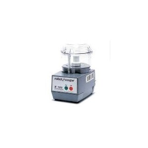 Commercial Food Processor, Light Duty, 2.5 qt. Clear Bowl