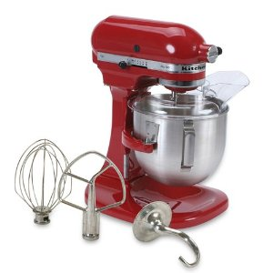 KitchenAid Pro 500 5-Quart Stand Mixer KSM 500