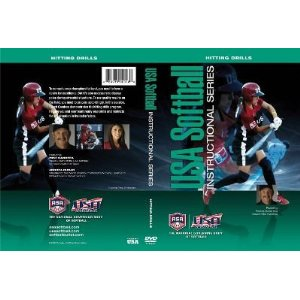 ASA USA Softball DVD: Hitting Drills