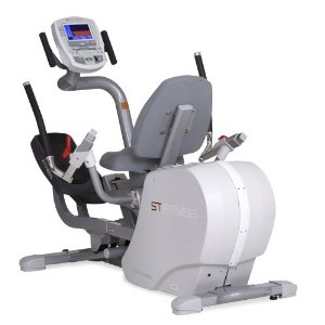 Star Trac ST Fitness 8310 Star Trac STridewell Recumbent Elliptical