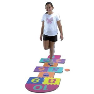 US Games Foam Hopscotch