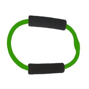 Toning & Fitness Exercise Ring with Foam Handles: