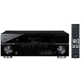 Pioneer VSX-819H-K 5-Channel A/V Receiver (Black)