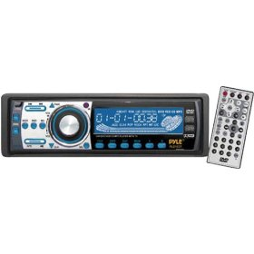 DVD/CD/MP3 Am/fm Receiver with Tv Tuner