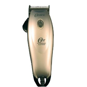 Oster Professional AZTEQ-11 Ajustable Magnetic Motor Clipper 11 Piece Hair Kit