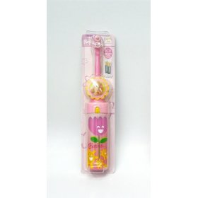 Zooth Barbie Battery Operated Kids Power Toothbrush