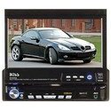 Boss Audio BV9985 7-Inch In-Dash DVD Receiver with Motorized Flip Out Widescreen/Touchscreen Monitor -Bluetooth Enabled