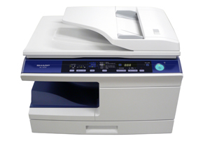 Sharp al2030 digital laser copier printer