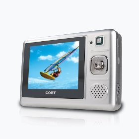 COBY MP-C759 MP3 Player w/512 MB Flash Memory & 2.5