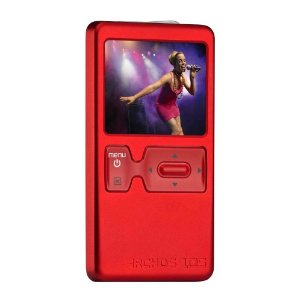 ARCHOS 105 2GB Flash, Red