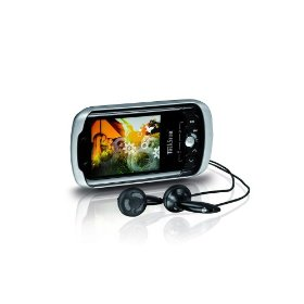 Trekstor 74210 i.Beat Motion 1GB MP3 Player