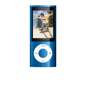 Apple iPod nano 8 GB Blue (5th Generation) NEWEST MODEL