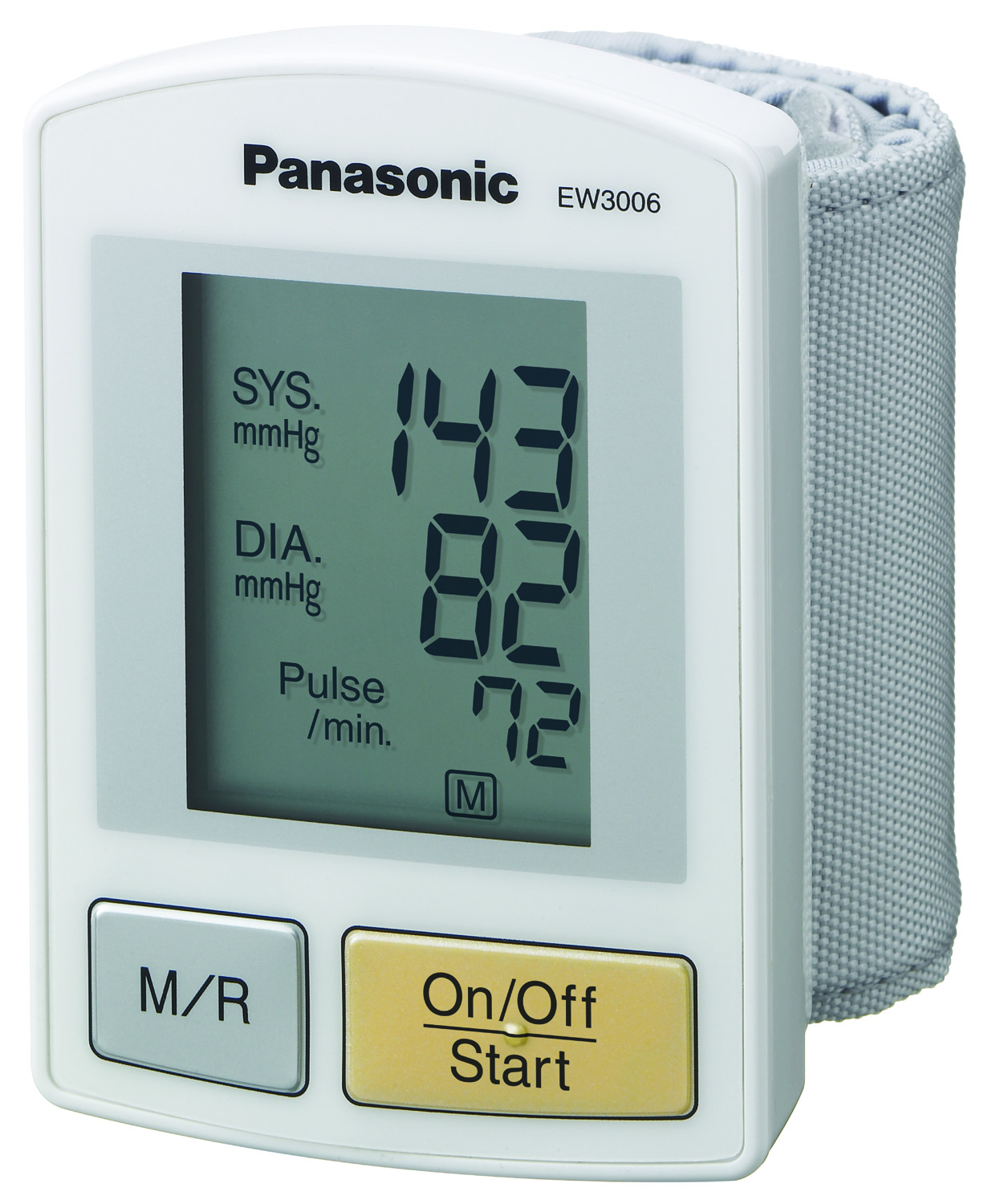 Panasonic ew3006s bp monitor pulse rate 90memory