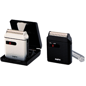 Sanyo svm730 shaver battery operated