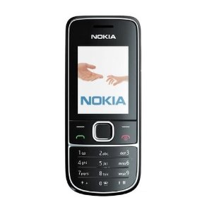 Nokia 2700 Classic Black Unlocked Mobile Phone 2+ Megapixel Camera, Bluetooth International Version with No Warranty (Black)