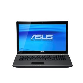 ASUS N71JQ-X1 17.3-Inch Versatile Entertainment Laptop (Dark Brown)