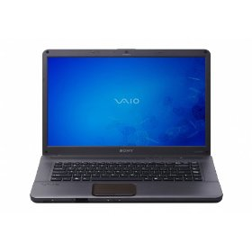 Sony VAIO VGN-NW320F/T 15.5-Inch Laptop (Brown)