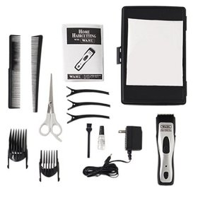 Wahl 9627 clipper single cut rechargeable 14 piece