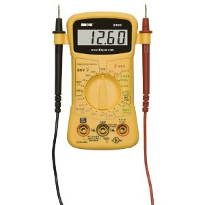 Equus 3300 Hands-free Digital Multimeter