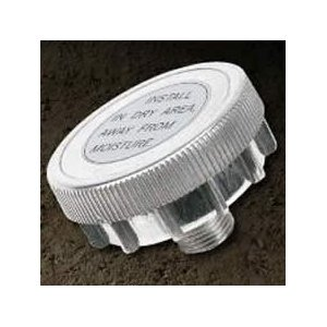 VIAIR VIAIR-92627 Air Filter Assembly Direct Intake Metal Housing .375 Inch Male NPT