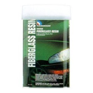 U.S. Chemical 77071 Fiberglass Resin With Hardener