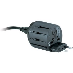 Kensington 33117 International All-in-One Travel Plug Adapter